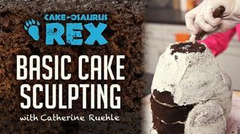 Cake-osaurus Rex course image