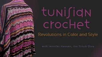 Tunisian Crochet: Revolutions in Color and Style course image