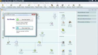 QuickBooks Pro 2008 Essential Training course image