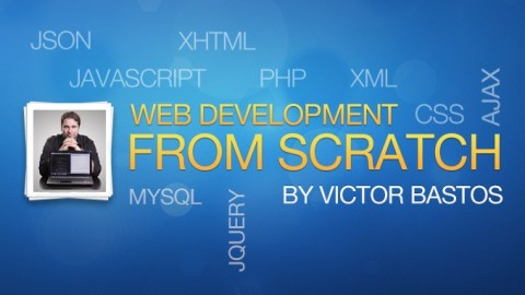 Become a Web Developer from Scratch course image