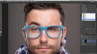 How To Change Eye Color In Photoshop course image