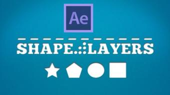Learn Shape Layers in After Effects course image