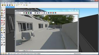 SketchUp Rendering Using V-Ray course image