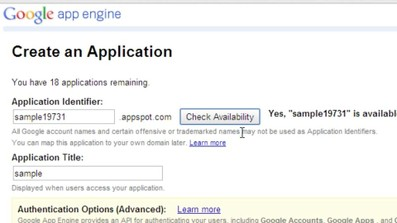 Using Java to Program Google App Engine course image