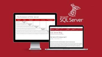 SQL Server FAST TRACK  for Novices - Tables course image
