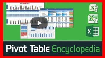 Excel with Excel Pivot Tables! course image
