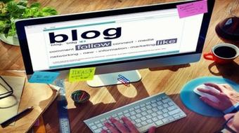 Blogging for Authors and Newbies on Wordpress or Blogger course image