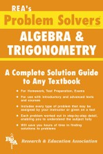 Algebra & Trigonometry Problem Solver course image