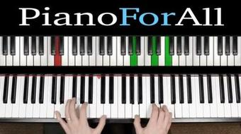 Pianoforall - Incredible New Way To Learn Piano & Keyboard course image