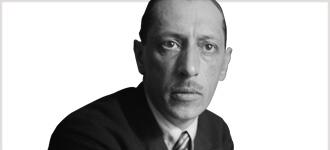 Great Masters: Stravinsky-His Life and Music - DVD, digital video course course image