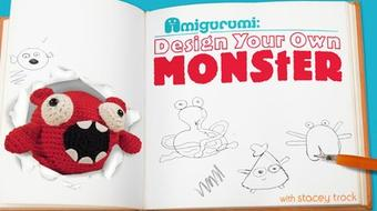 Amigurumi: Design Your Own Monster course image