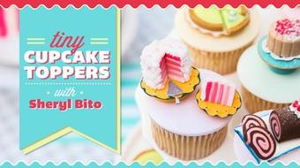 Tiny Cupcake Toppers course image