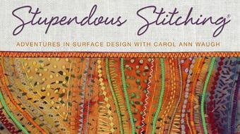 Stupendous Stitching: Adventures in Surface Design course image