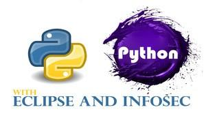 Python with Eclipse and Information Security course image