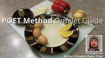 Discover How to Make Perfect Omelets Every Time course image