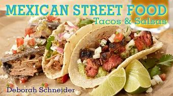 Mexican Street Food: Tacos & Salsas course image