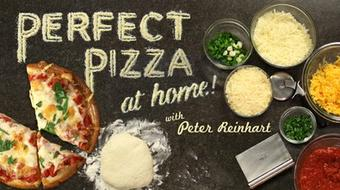 Perfect Pizza at Home course image