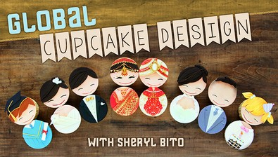 Global Cupcake Design course image