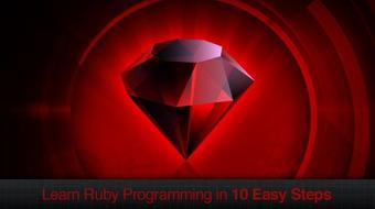 Ruby Programming for Beginners course image