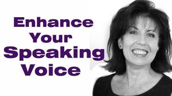 Enhance Your Speaking Voice course image