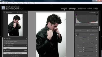 Lightroom 1.3 for Digital Photographers course image