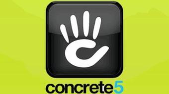 Concrete5 Design & Development course image