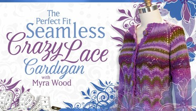 The Perfect Fit Seamless Crazy Lace Cardigan course image