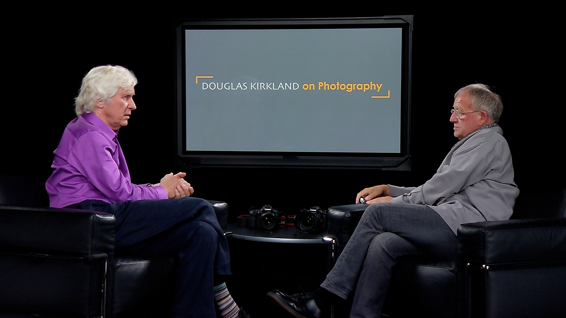 Douglas Kirkland on Photography: A Conversation with Gerd Ludwig course image