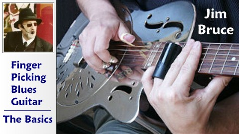 Blues Guitar For Beginners course image