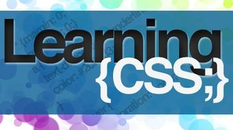 Learning CSS course image