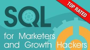 SQL for Marketers course image