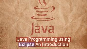 Java Programming using Eclipse: An Introduction course image
