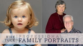 Professional Family Portraits course image