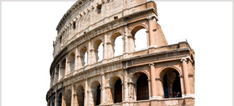 Experiencing Rome: A Visual Exploration of Antiquity's Greatest Empire - DVD, digital video course course image