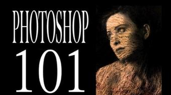 Photoshop 101 course image