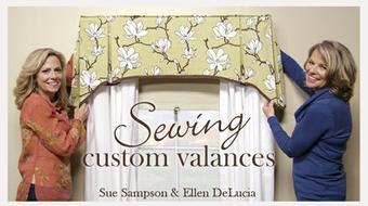 Sewing Custom Valances course image