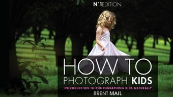 How to Photograph Kids - Naturally course image