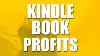 How to Make $1000/Mo Passive Income Publishing Kindle Books course image