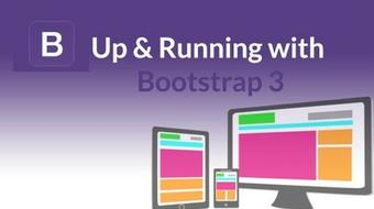 Start Now with Bootstrap 3 | Ebook Included  course image