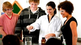 Igniting Student Interest in STEM for Middle School Teachers course image
