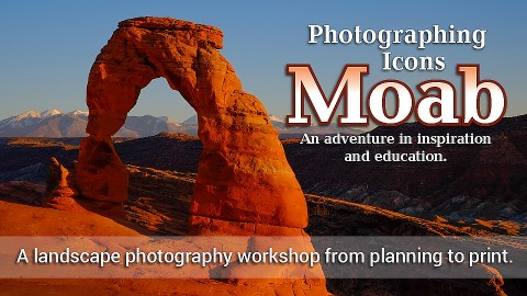 Photographing Icons - Moab course image