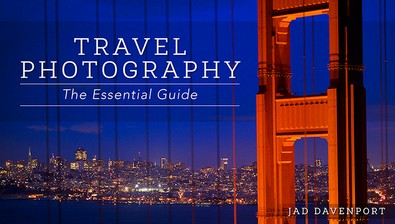 Travel Photography: The Essential Guide course image