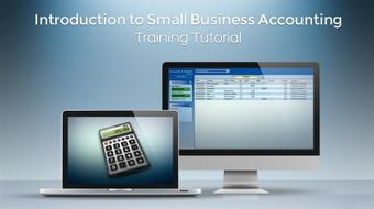 Introduction to Small Business Accounting Training Tutorial course image