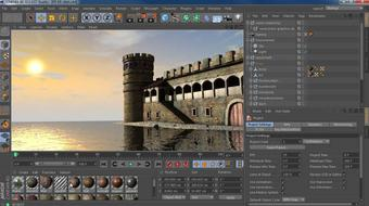 CINEMA 4D R15 New Features course image