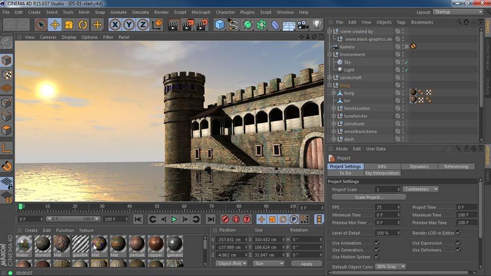 Lynda - CINEMA 4D R15 New Features - student reviews | CourseTalk