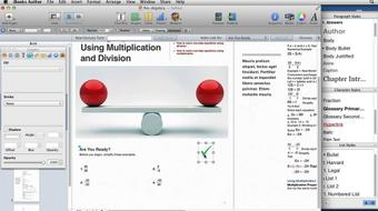 iBooks Author for Teachers: Creating a Math Lesson course image
