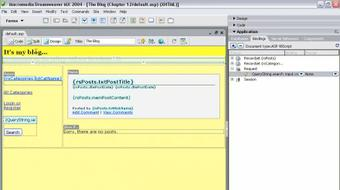 Dreamweaver MX 2004 Dynamic Development with ASP course image