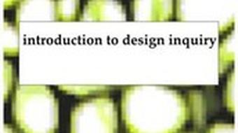 Introduction to Design Inquiry course image