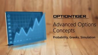Advanced Options Concepts - Probability, Greeks, Simulation course image