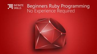 Beginners Ruby Programming Training - No Experience Required course image